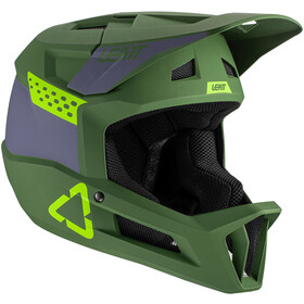 Leatt DBX 1.0 DH Helmet, cactus